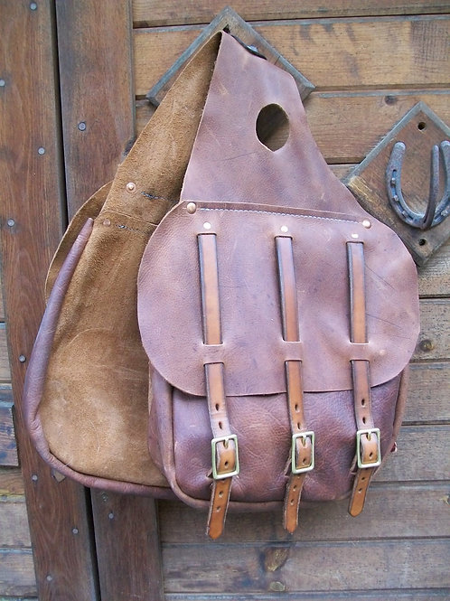 Saddle Bags and Pommel Bags