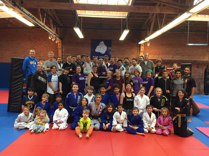 Our Members - MMA, Kickboxing, Jiu-Jitsu, Moms, Dads and Kids Practitioners