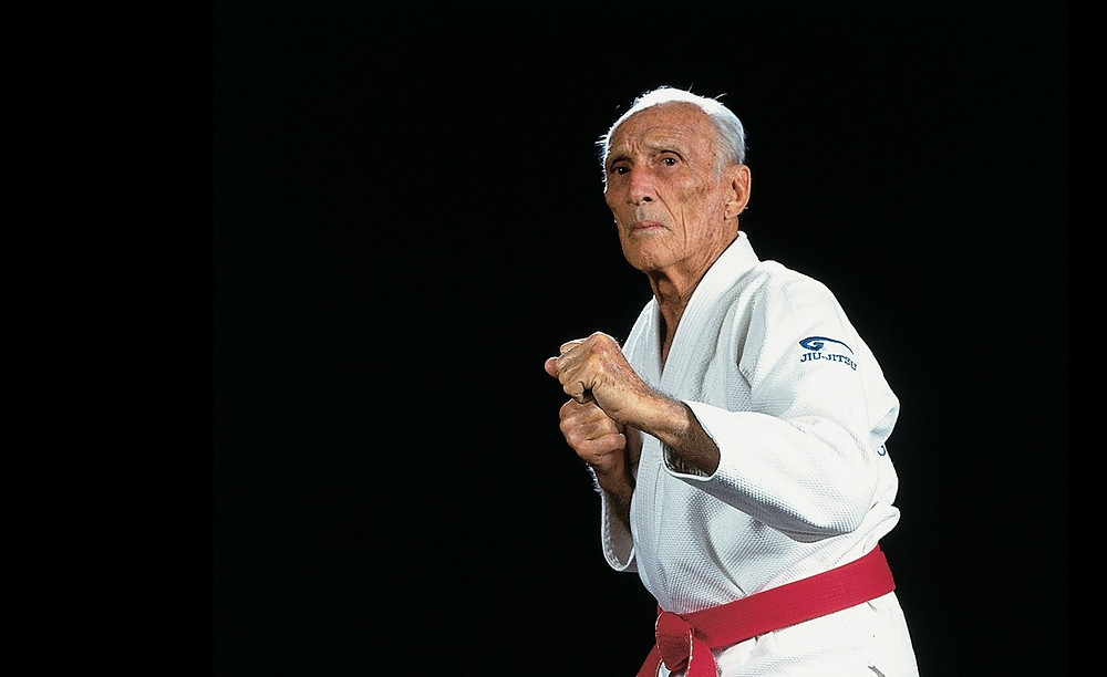 Helio Gracie - You can train martial arts at any age