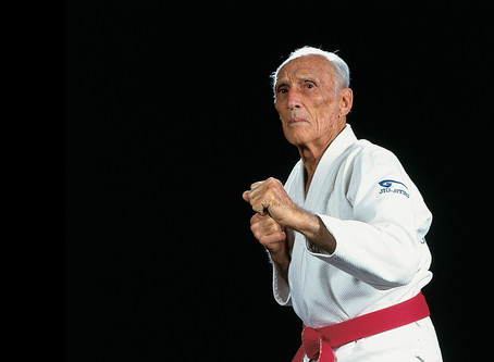 Too Old To Roll? Why You Should Train Jiu-Jitsu After 40