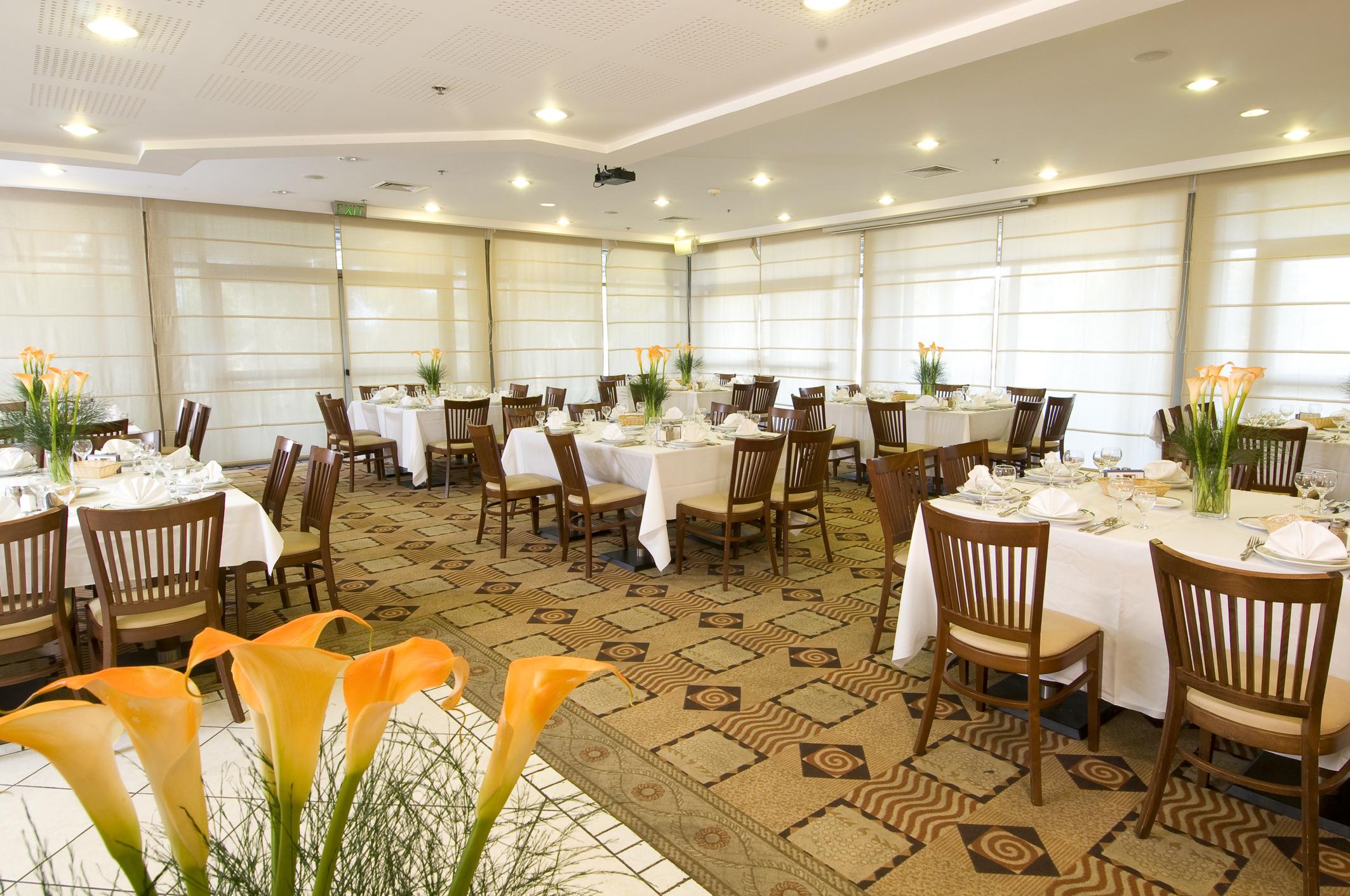 Kibbutz Lavi Hotel - Dining Room-1