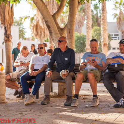Walk Israel 2016