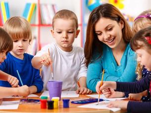 Early Childhood Education có phải là giáo dục sớm