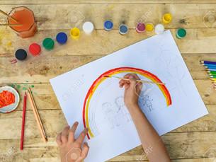 Tô màu và tập vẽ