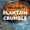 Thumbnail: Plantain Crumble Recipe