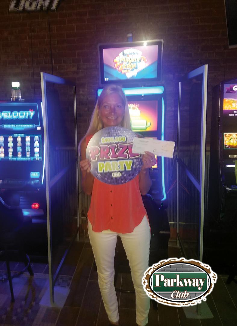Round 3 - Parkway Club Streator - Lisa P