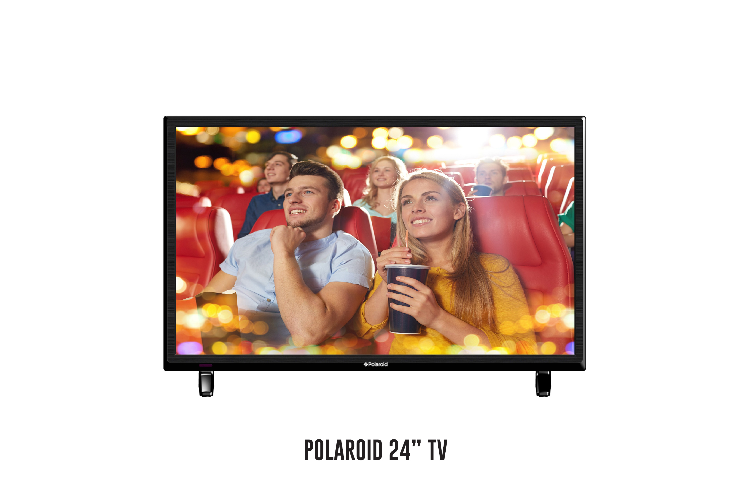 "Polaroid 24"" TV"
