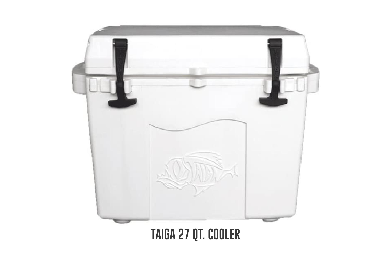 Taiga 27 qt. cooler