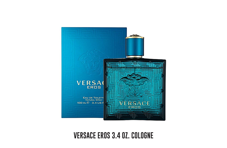 Versace Eros 3.4 oz. cologne