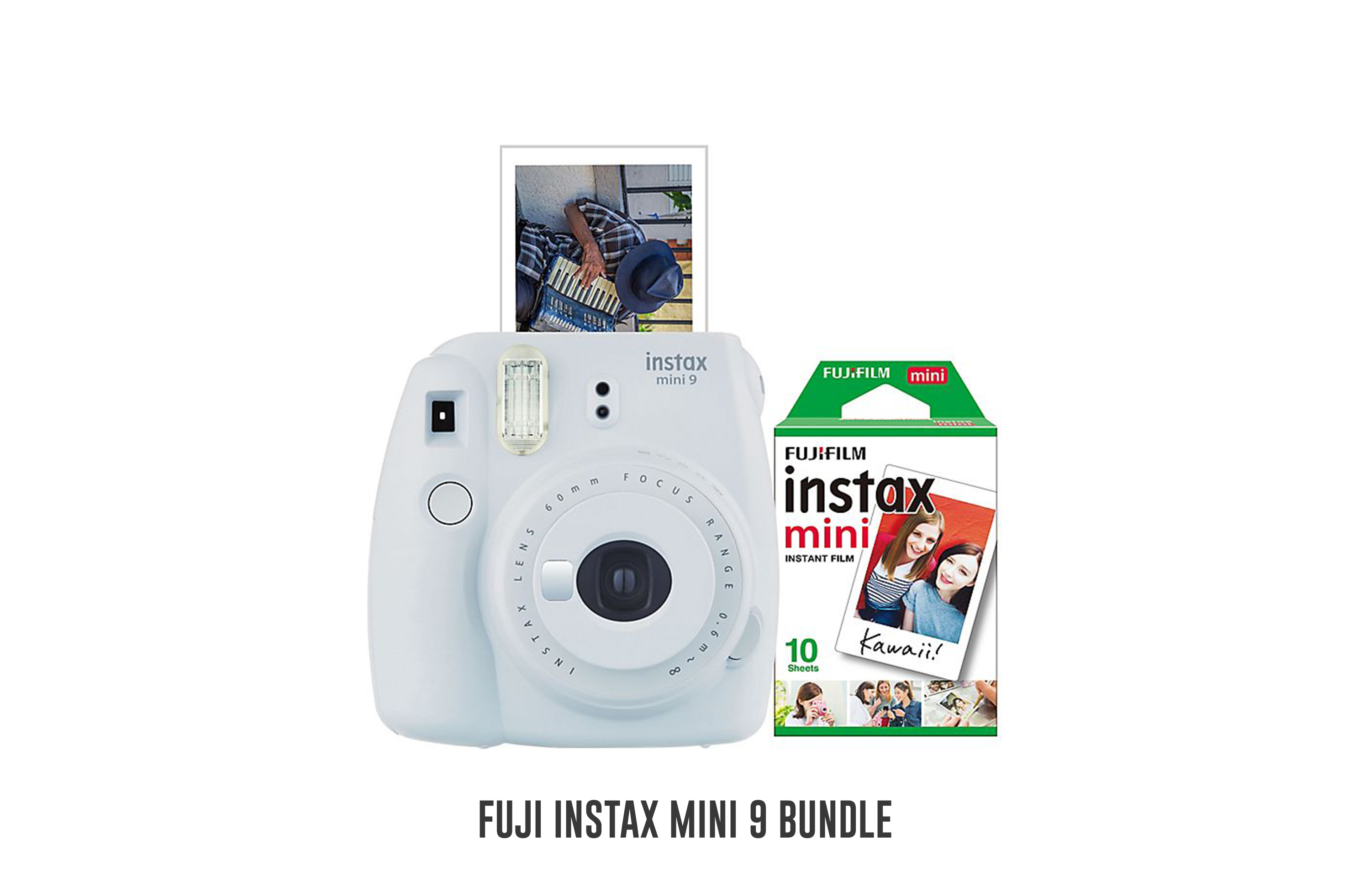 Fuji Instax Mini 9 bundle