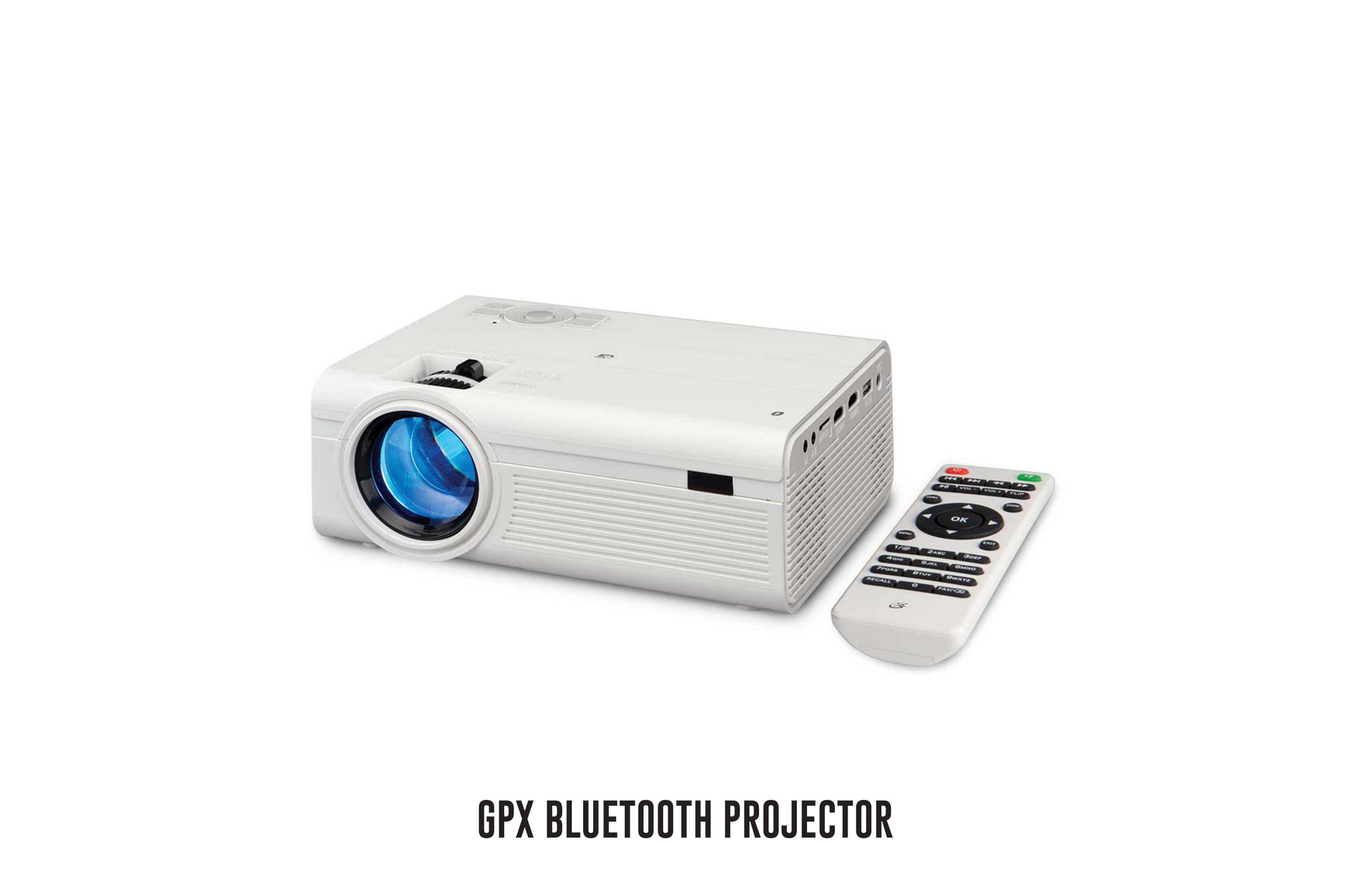 GPX Bluetooth projector