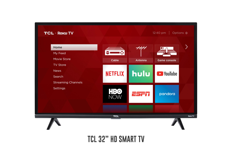 """TCL 32""""HD smart TV"""