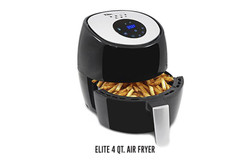 Elite 4 qt. air fryer