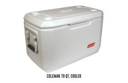 Coleman 70 qt. cooler