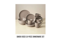 Dansk Kisco 16-piece dinnerware set