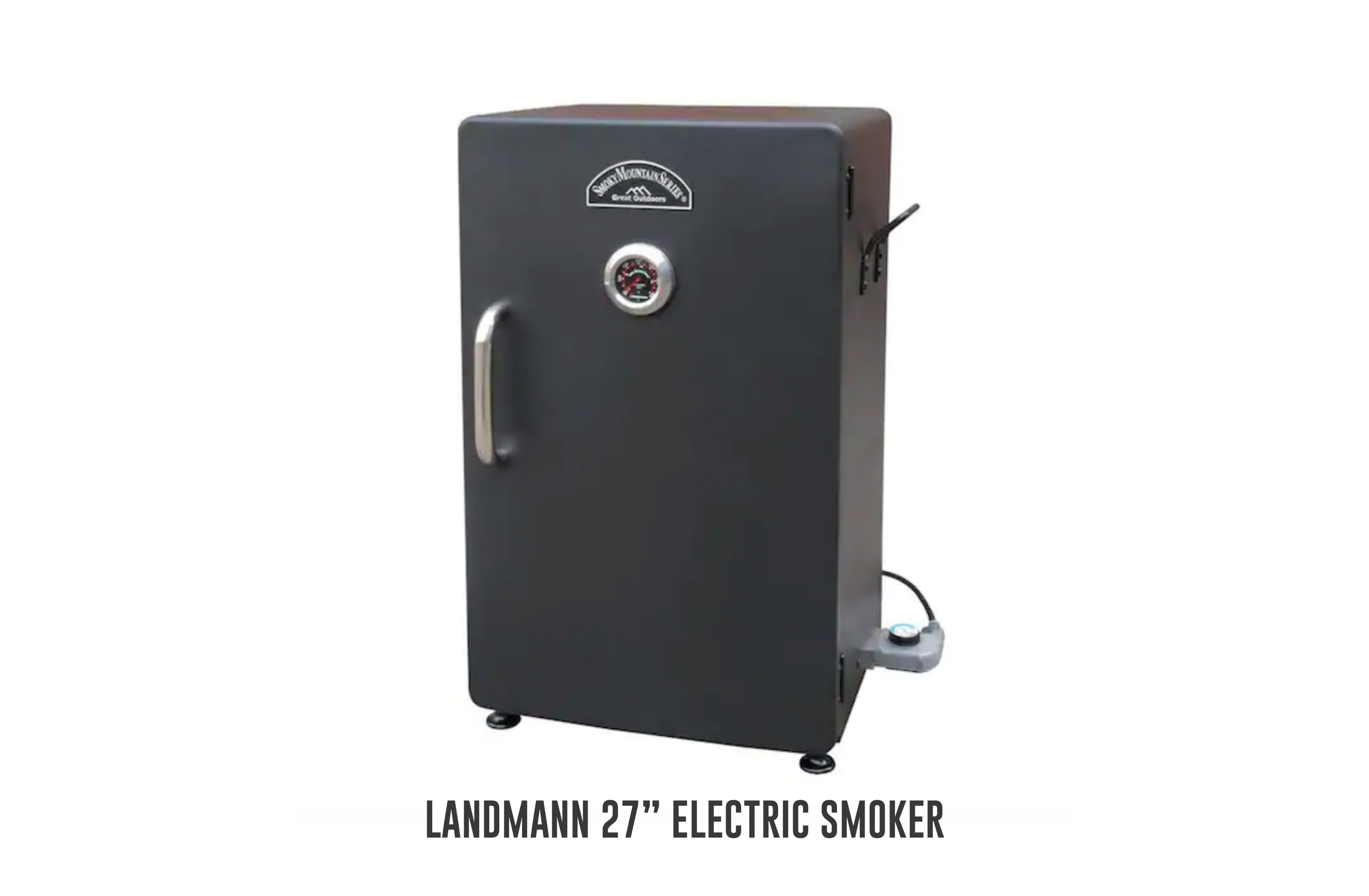 "Landmann 27"" electric smoker"