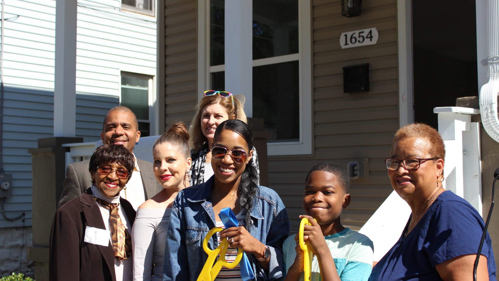 FIRST-TIME HOMEOWNERS BUY AFFORDABLE HOMES IN EVANSTON