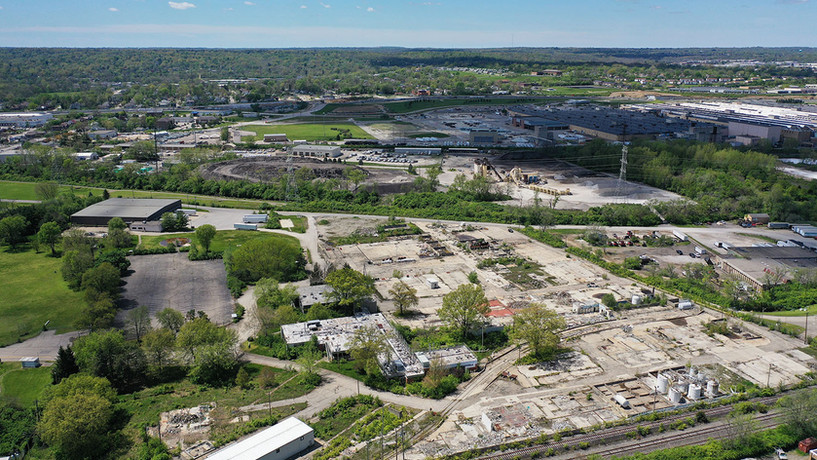 THE PORT ACQUIRES FORMER CHEMICAL  PLANT IN READING