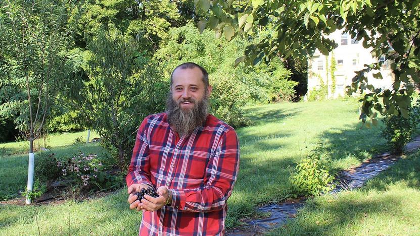 VACANT LOTS TRANSFORMED INTO URBAN ORCHARDS IN FIVE CINCINNATI NEIGHBORHOODS