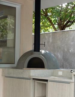 Forno-de-pizza