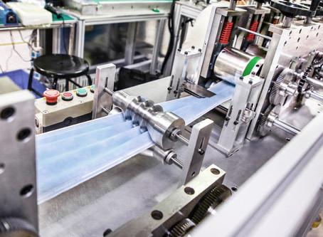 BYD cria uma das maiores fábricas de máscaras faciais do mundo