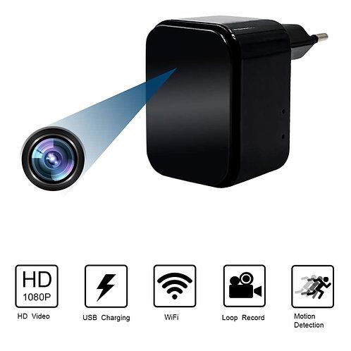 Microcamera Spia caricatore Muro Wi-fi