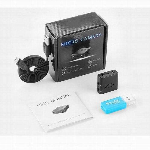Microcamera HD spia FOX