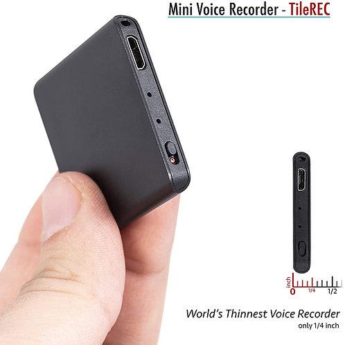 Micro Recorder registratore Pro 007