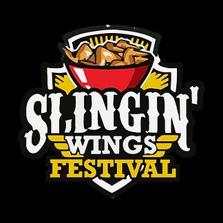 Slingin' Wings Festival Logo