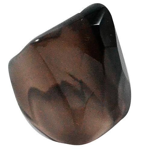 Smokey Quartz | Polished Rings