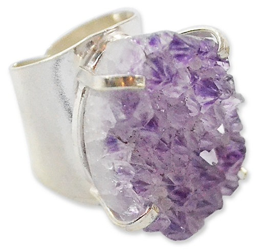 Stalactite End | Cuff Ring