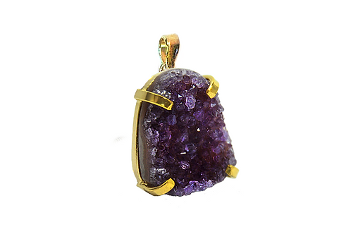 Amethyst | Fancy Pendant