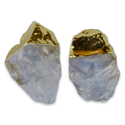 Moon Stone | Gem Stud Earrings