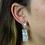Thumbnail: Crystal Cluster | Dropper Earrings