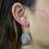 Thumbnail: Geode Slice | Hook Earrings