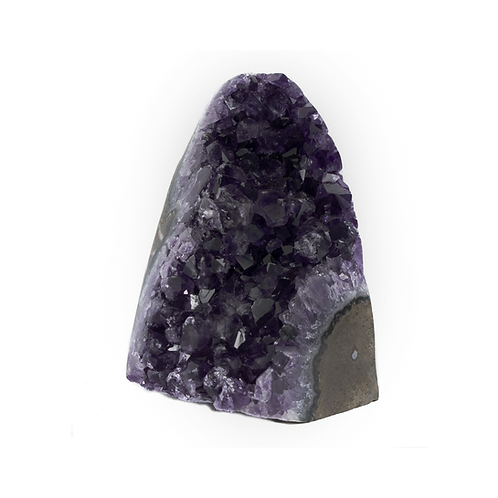 Natural Shape Black | Cutbase Amethyst