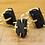 Thumbnail: Black Tourmaline | Wire Ring