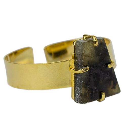 Labradorite | Cuff Bracelets