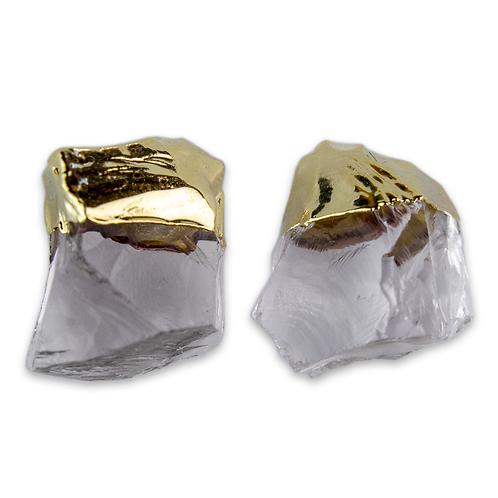 Crystal | Gem Stud Earrings