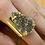 Thumbnail: Agate Druzy   Cuff Ring