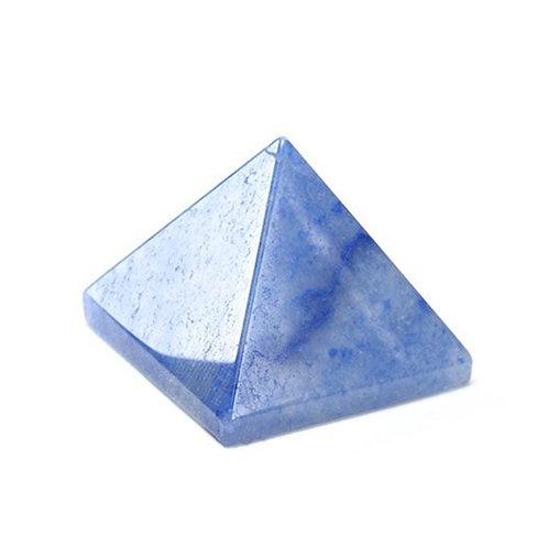 Blue Quartz | Obelisks & Pyramids