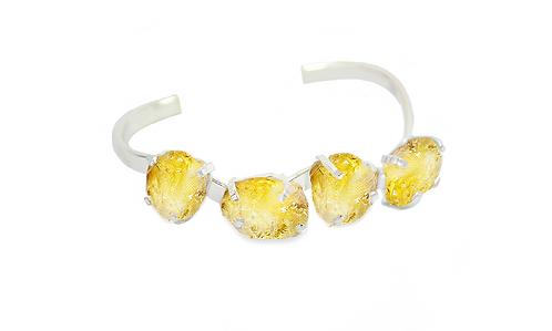 Amber Snake (Citrine) | Special Bracelets