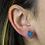 Thumbnail: Drop Druzy | Shaped Druzy Stud Earrings