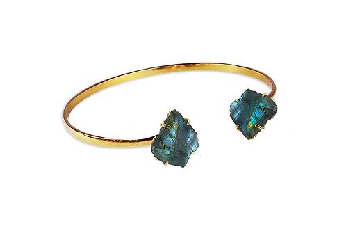 Labradorite | Dual Bracelet