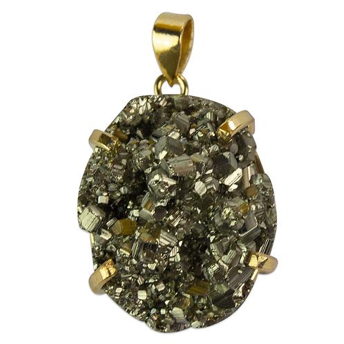 Pyrite   Fancy Pendant