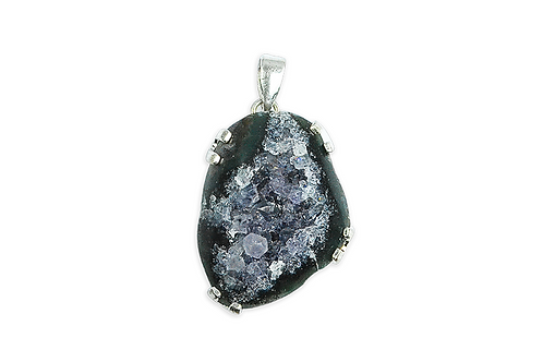 Agate Druzy | Fancy Pendant