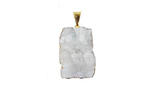 Crystal Cluster | Freeform Pendants