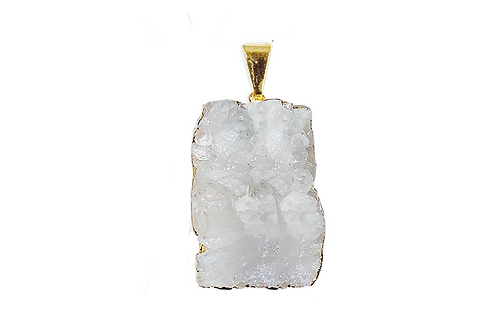 Crystal Cluster | Freeform Pendants