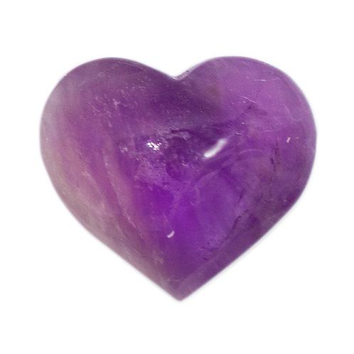 Polished Amethyst | Hearts