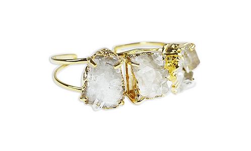 Crystal | Triple Bracelet